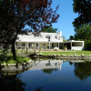 Spacious Greyton self-catering accommodation opposite commonage & nature reserve – Ref: Les Terres Noires