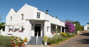 Greyton B&B accommodation: the historical & charming Post House