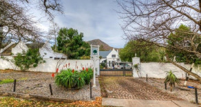 Elegant country property for sale in Greyton – Ref: SSO