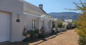 Most prestigious home in Greyton's Country Village security estate – Ref: BCV