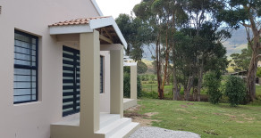 For sale – Brand new light bright 3 bed 2 bath home with stream on property – Ref: 59C
