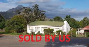 Super affordable family home for sale in Greyton – Ref VESL