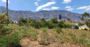 Affordable Greyton plot on edge of town – Ref: SL11