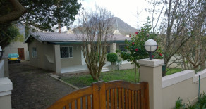Compact 3 bedroom cottage to rent in Greyton – Ref: 4BCMR